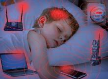 Cuáles son los riesgos para los niños de los celulares y el wifi?
