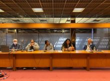 Comisión de Industria de Diputados escuchó los fundamentos para detener las antenas 5G